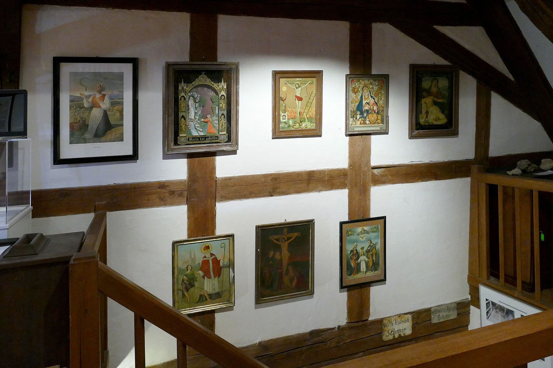Steinhauerstube Maulbronn Schmie Treppenhaus Bildergalerie