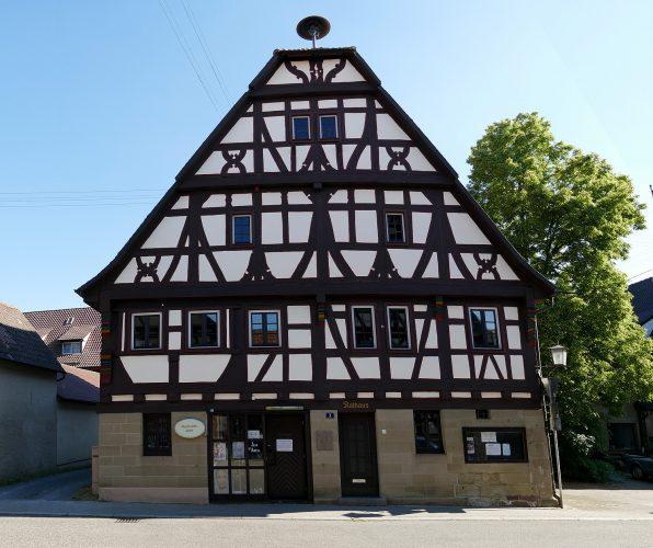 Steinhauerstube Maulbronn Schmie Gebäude