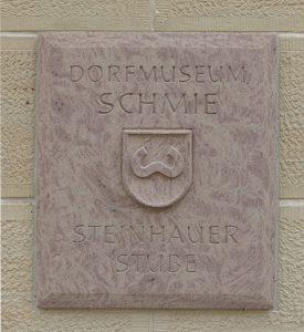 Steinhauerstube Maulbronn Schmie Steintafel