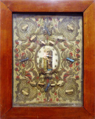 Steinhauerstube Maulbronn Schmie zentraler Ausstellungsraum 1 animistische Reliquie
